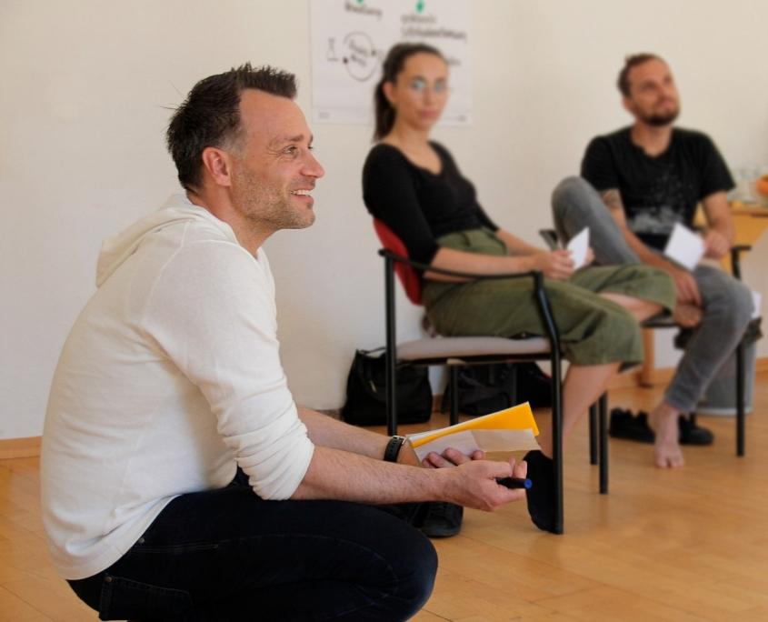Carsten Waider - Entwicklungsprozesse begleiten